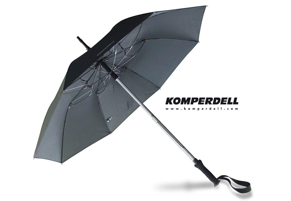 Euroschirm® Regenschirm - Wanderstock, »KOMPERD...