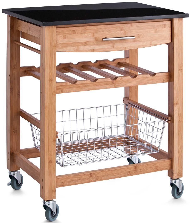 k chenrollwagen home affaire schwab versand k chenwagen. Black Bedroom Furniture Sets. Home Design Ideas