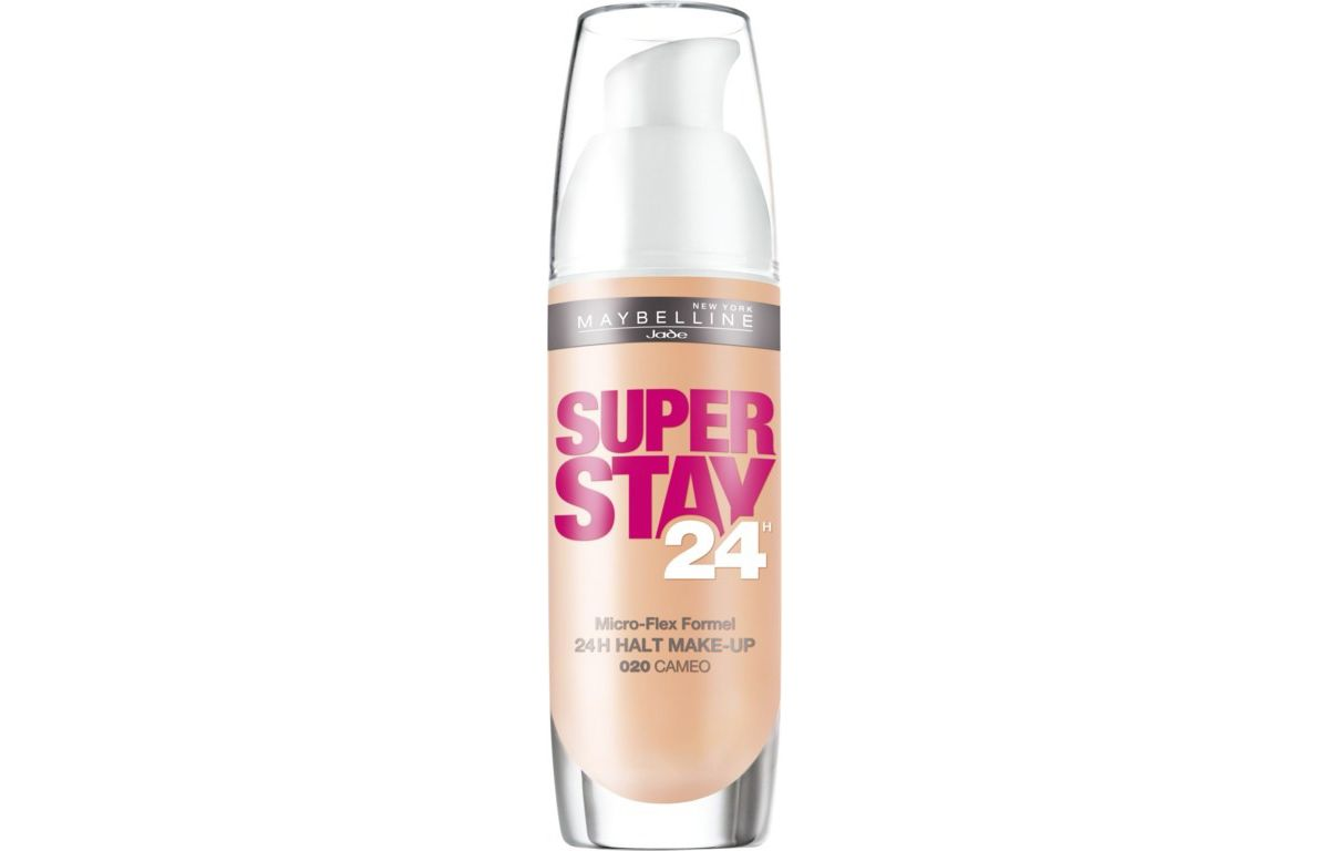 Maybelline New York, »SuperStay 24H Make-up«, Foundation