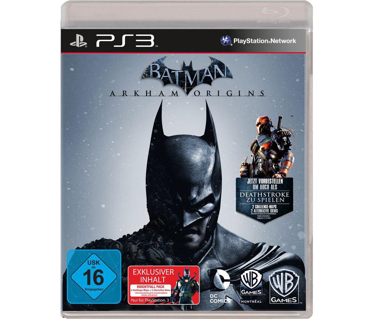 Warner Games Playstation 3 - Spiel »Batman - Ar...