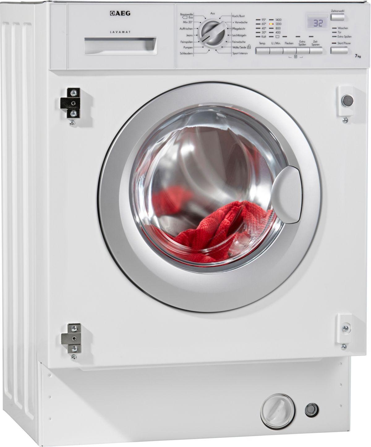 AEG Einbauwaschmaschine LAVAMAT L61470BI