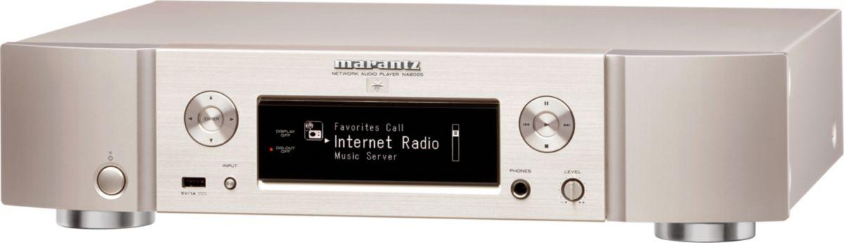 Marantz NA8005 2 Netzwerkplayer (Spotify, Airplay)