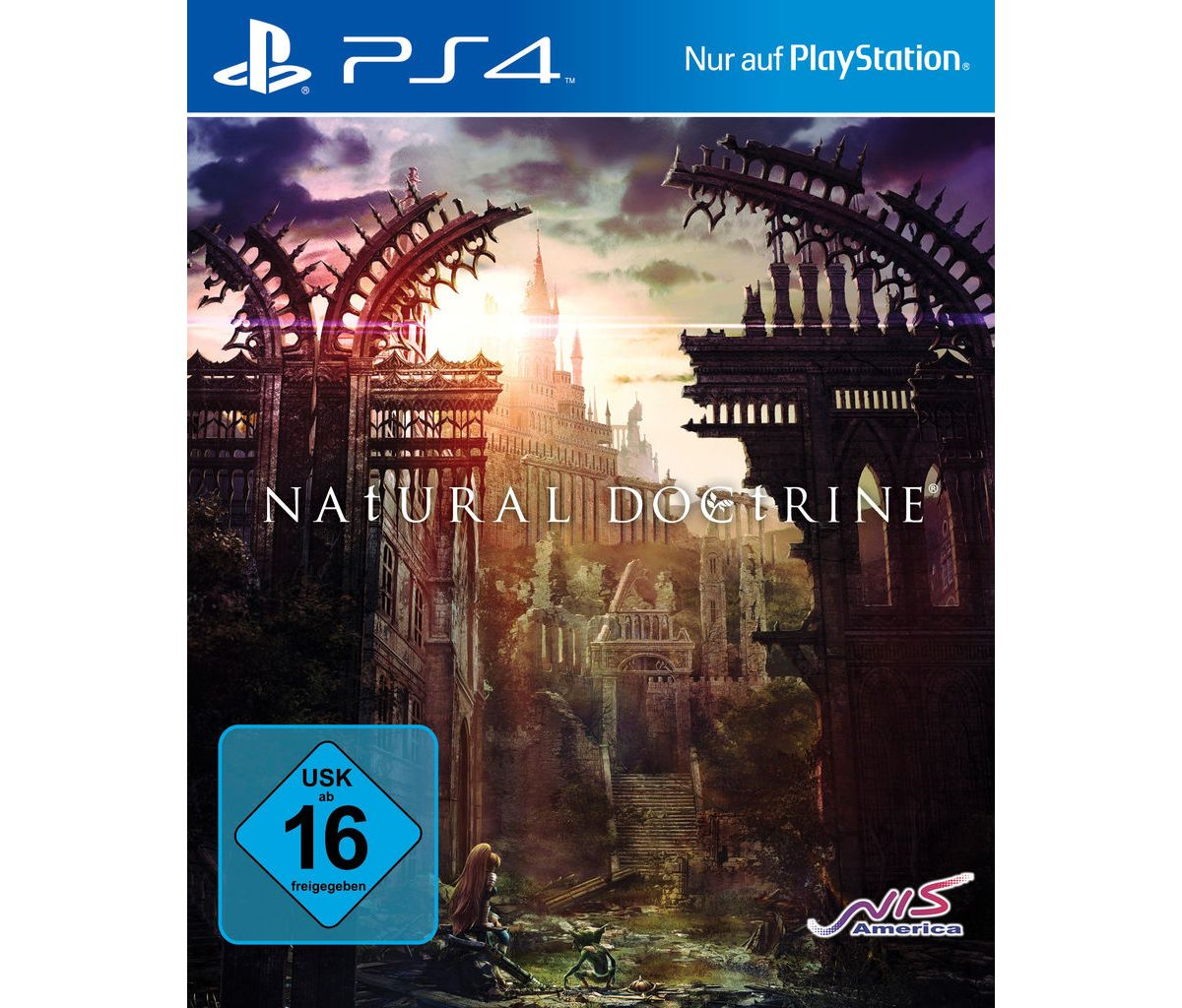 NIS Playstation 4 - Spiel »Natural Doctrine«