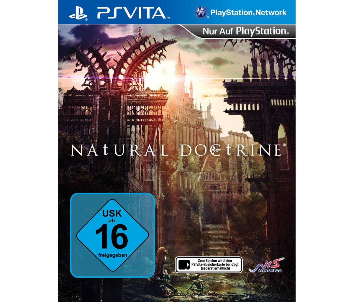 NIS Playstation Vita - Spiel »Natural Doctrine«
