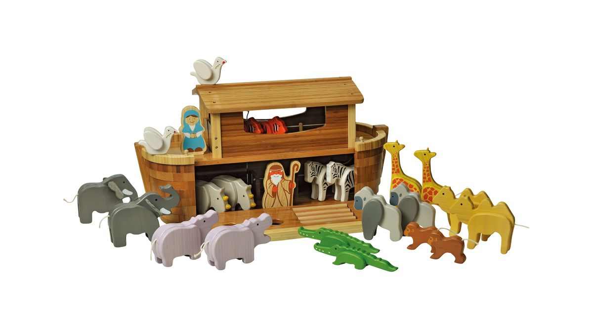 Große Arche Noah, EverEarth® (45tlg.) Preisvergleich
