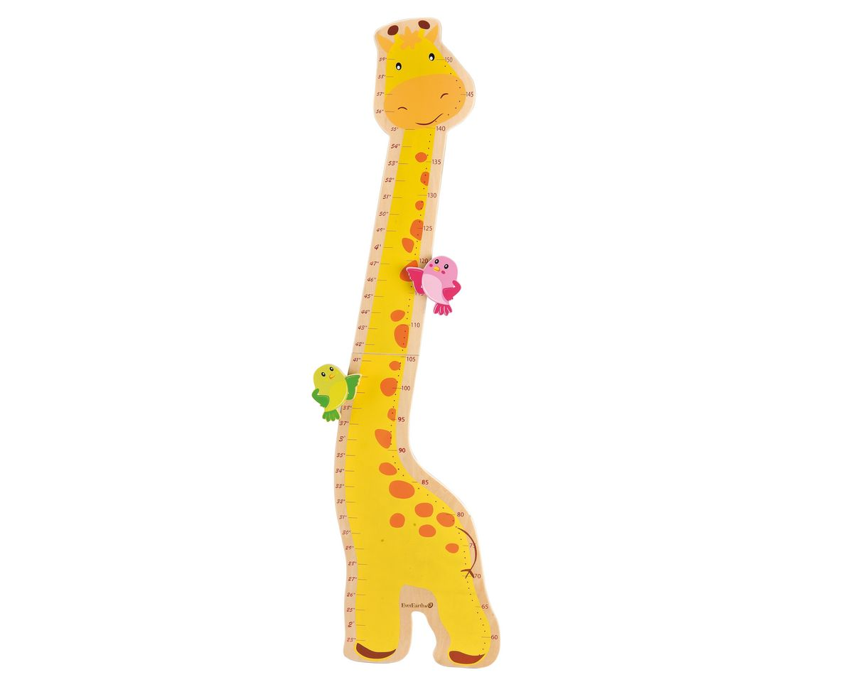 Messlatte,  Giraffe , EverEarth® Preisvergleich