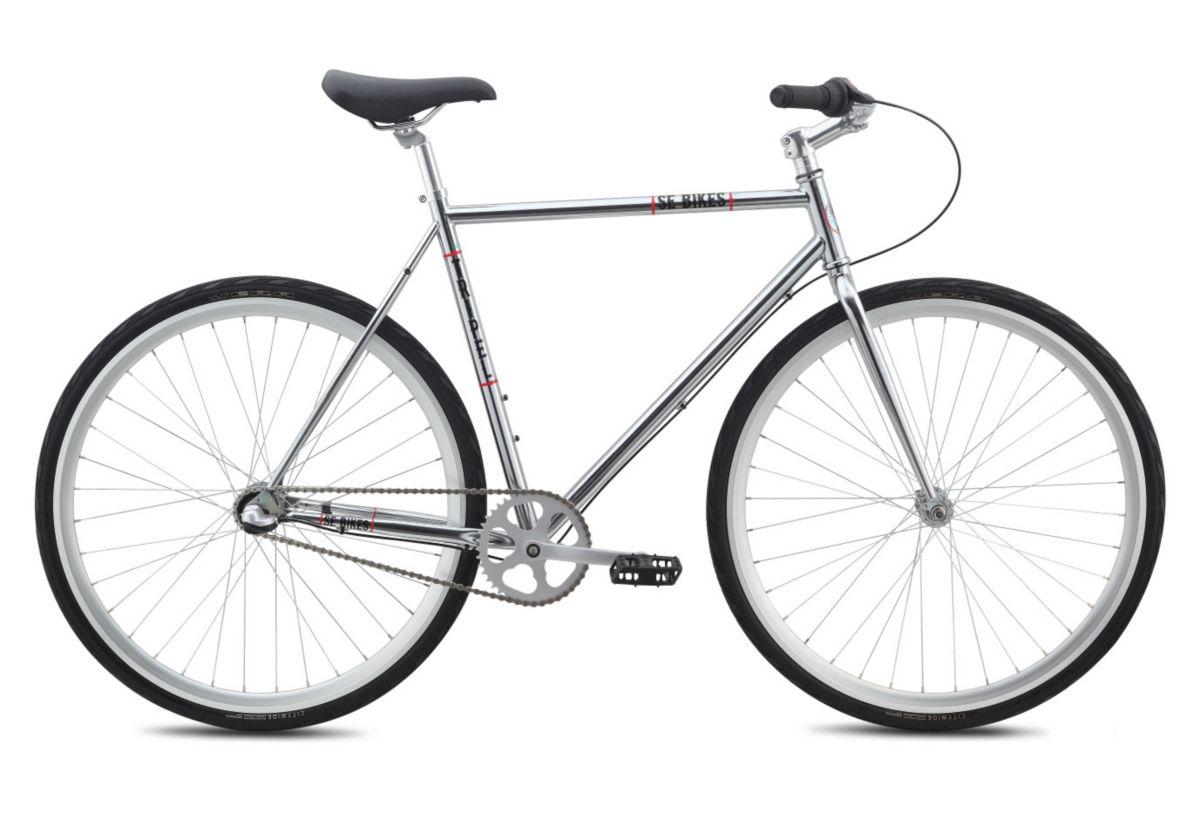 Herren Alu Singlespeed Fahrrad, Urban, 3 Gang, ...