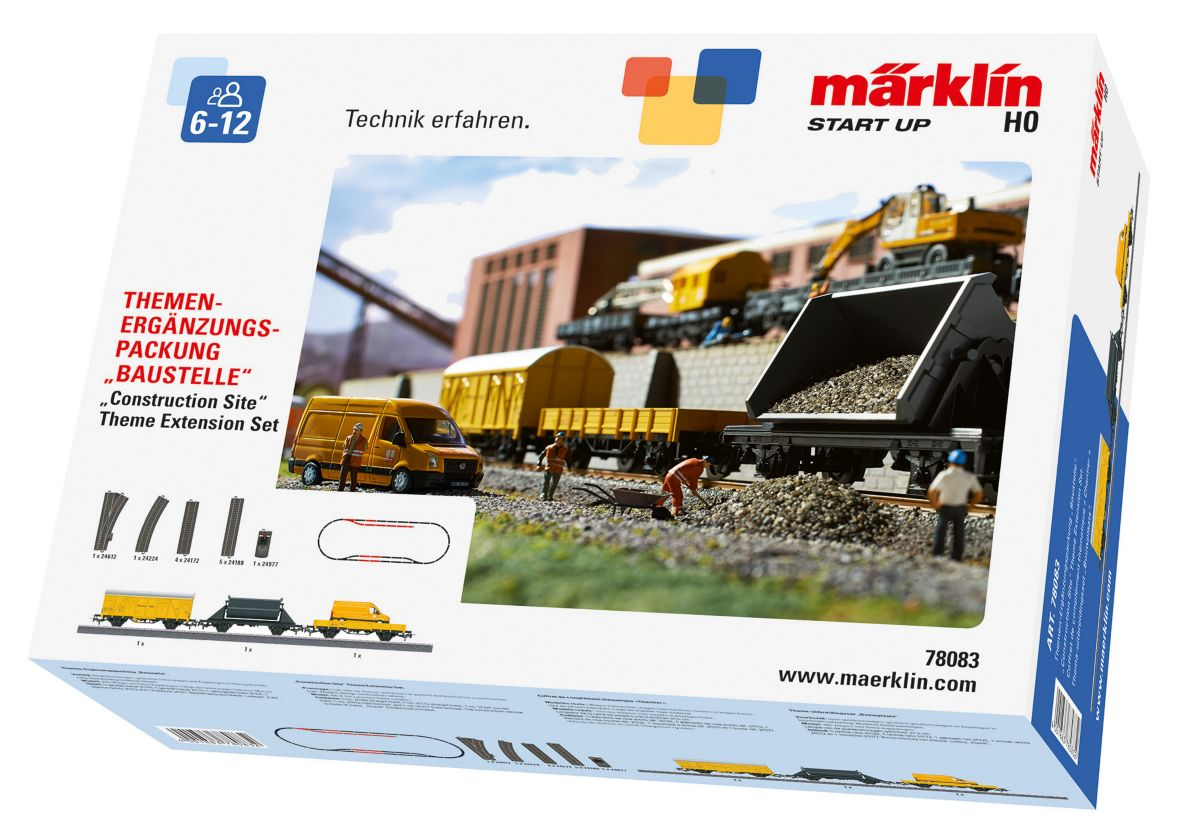 Märklin Erweiterungs-Set, »Märklin Start up - T...
