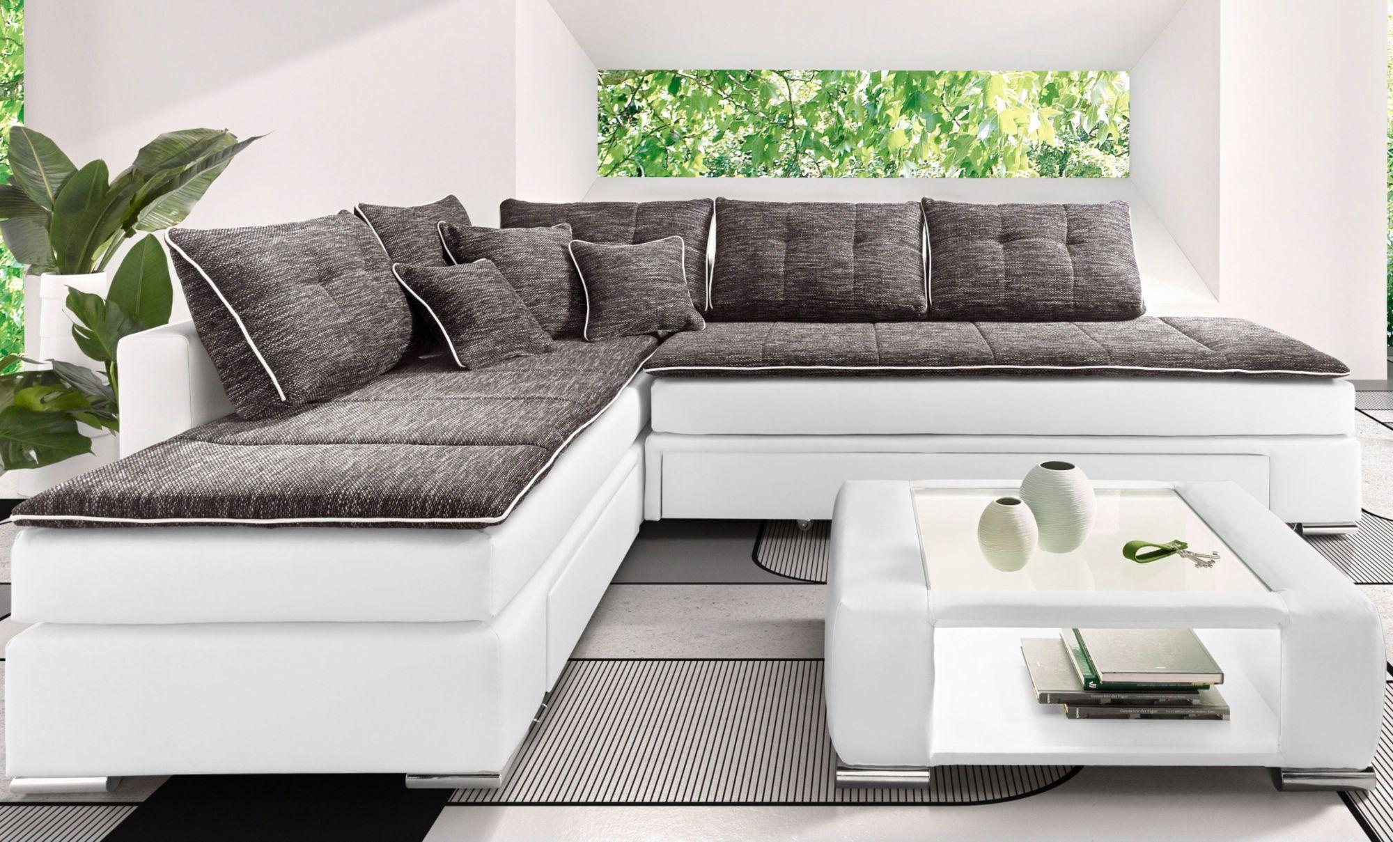 inosign polsterecke mit dauer schlaffunktion schwab. Black Bedroom Furniture Sets. Home Design Ideas