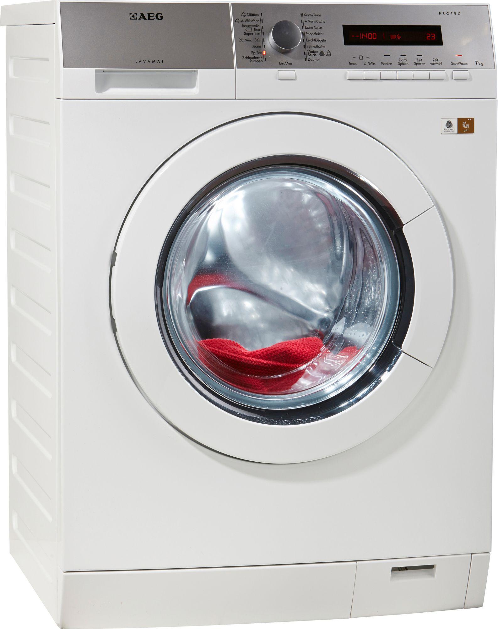 aeg waschmaschine lavamat l76471pfl a 7 kg 1400 u min schwab versand waschmaschinen. Black Bedroom Furniture Sets. Home Design Ideas