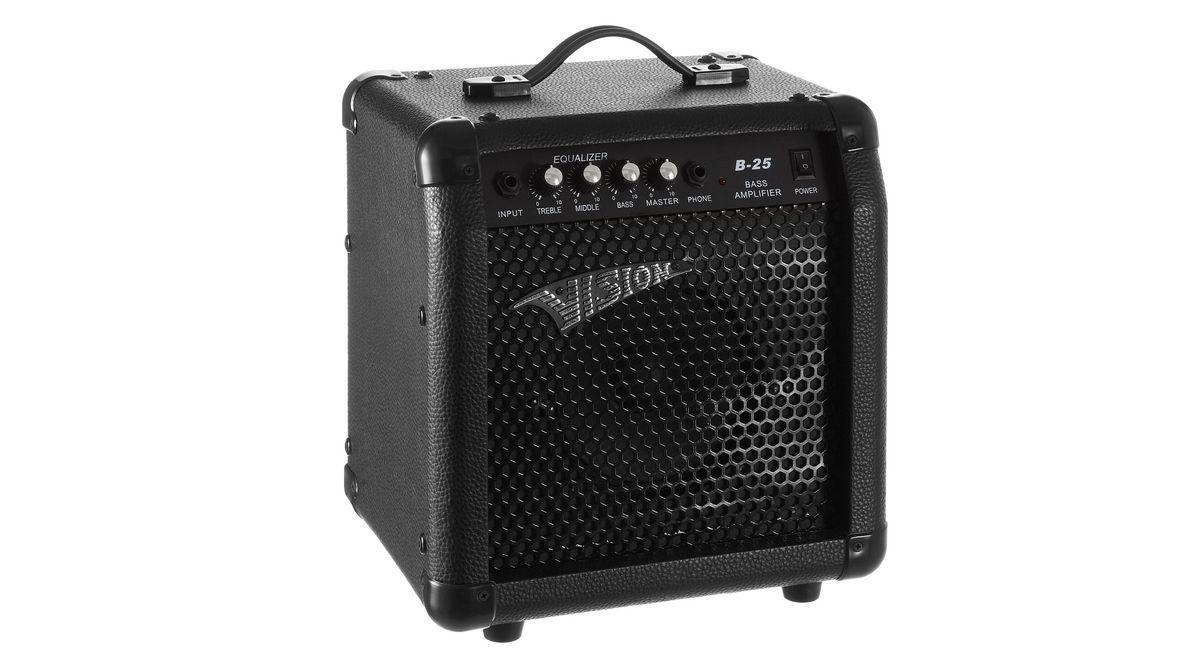 E-Bassverstärker, »Verstärker B 25«, MSA