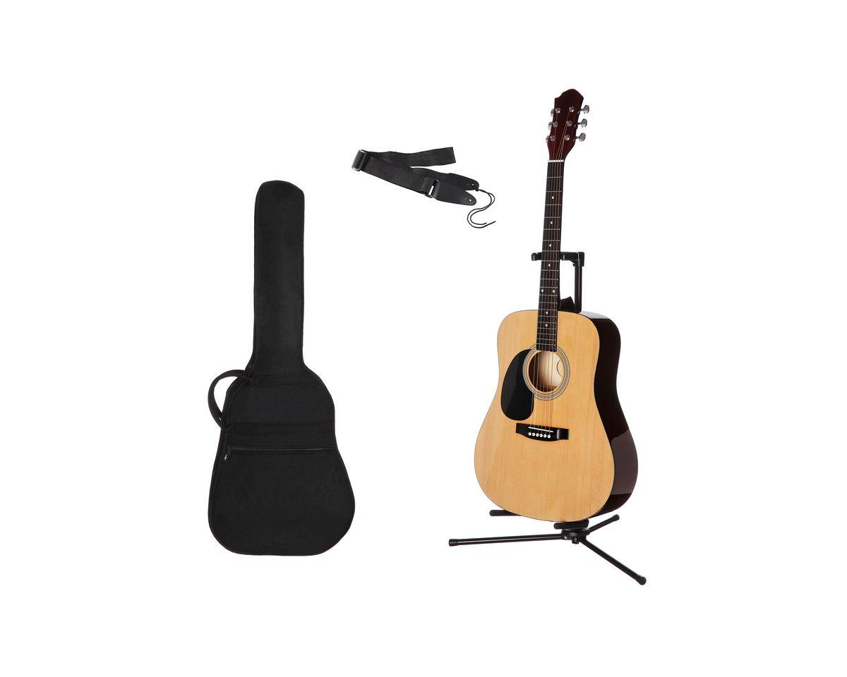 Westerngitarrenset für Rechts- und Linkshänder,...