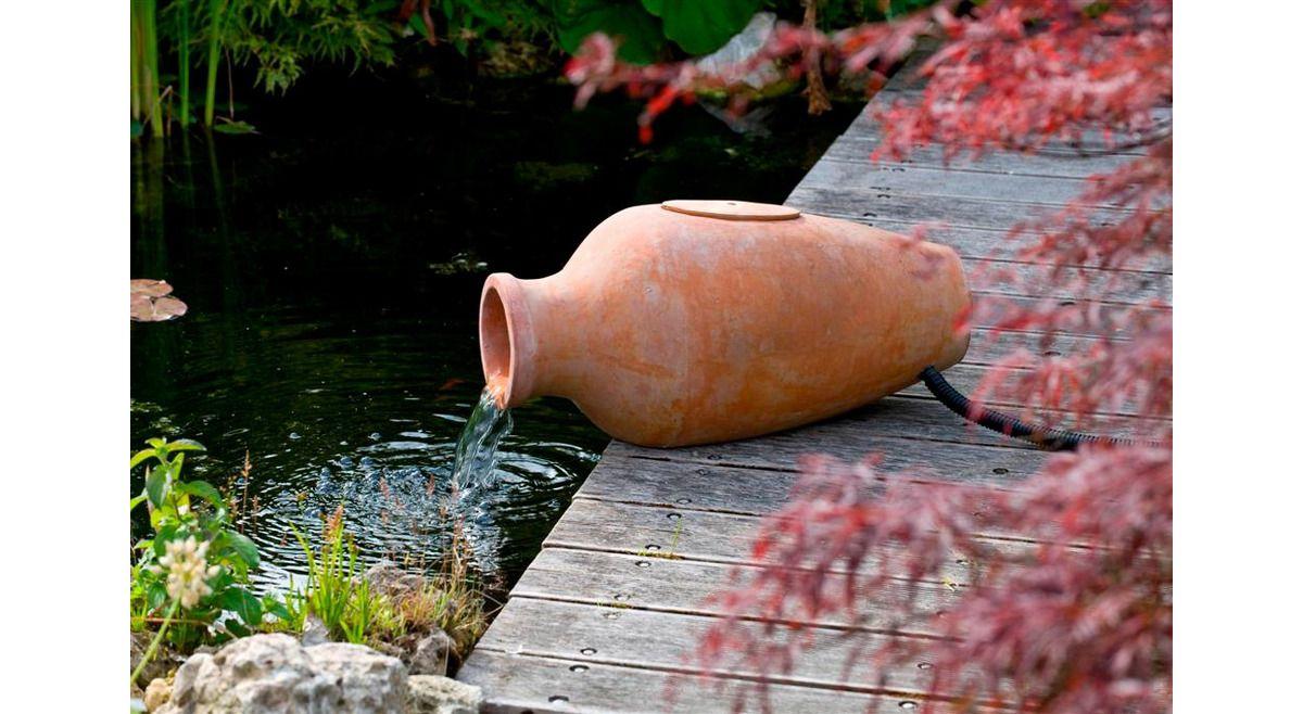 Ubbink Set: Gartenbrunnen »Amphora« (6-tlg.)