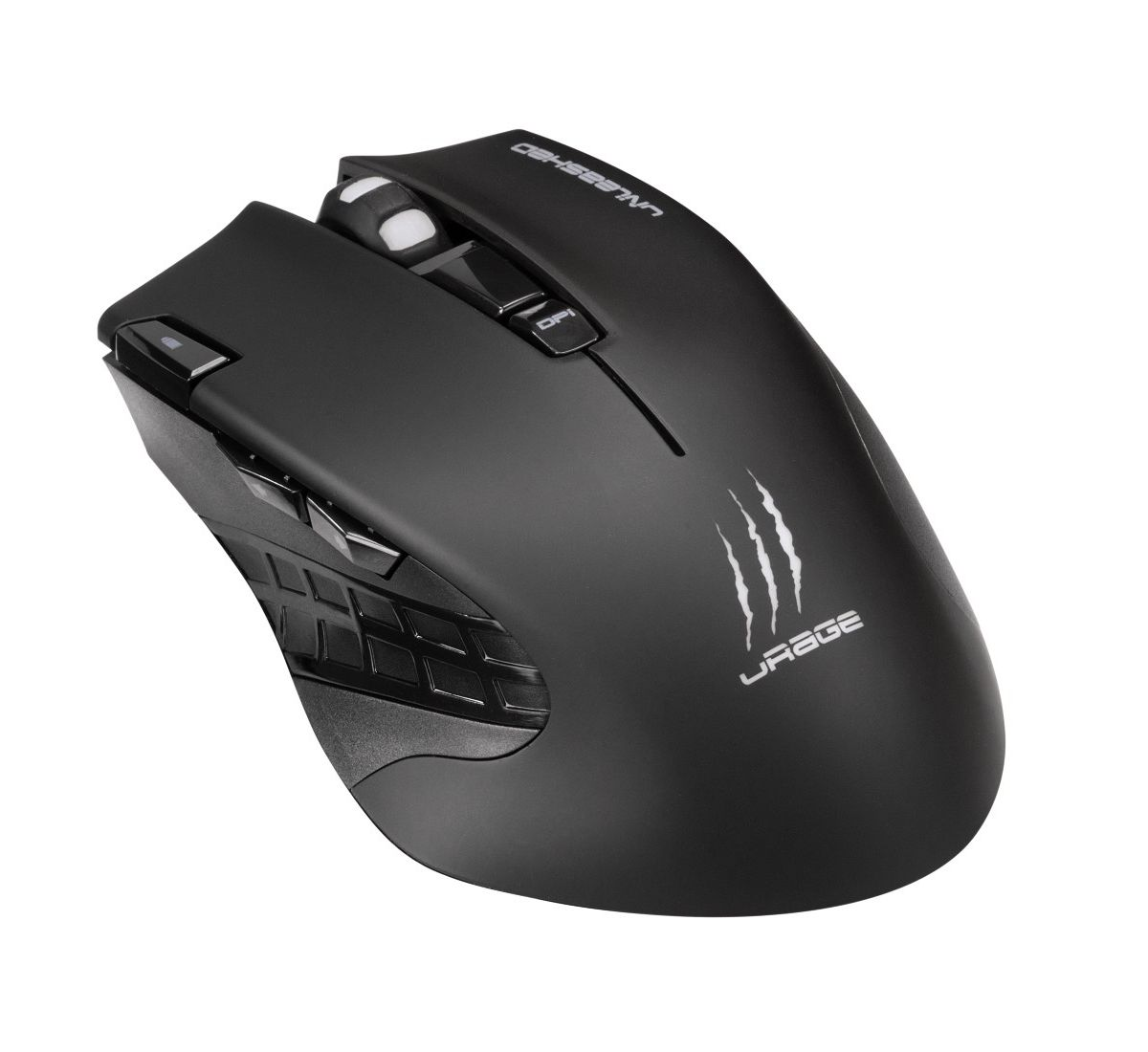 Hama Wireless Unleashed´´´´Schwarz´´ Gamer ´´urage Gaming Maus Tl1Fc3KJu