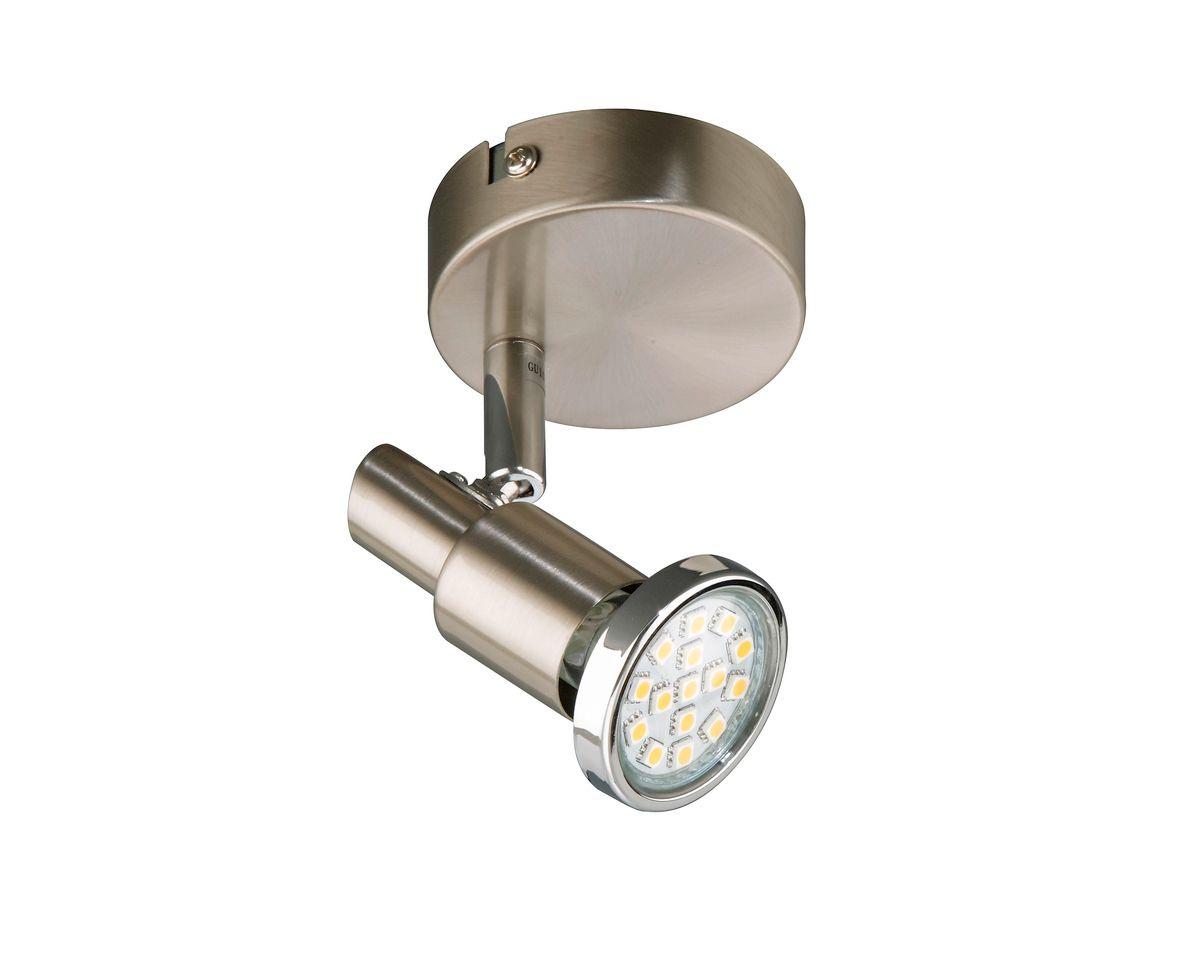 BRILONER LED-Spotleuchte »Cool«, 1-flammig, matt-nickel, 3W