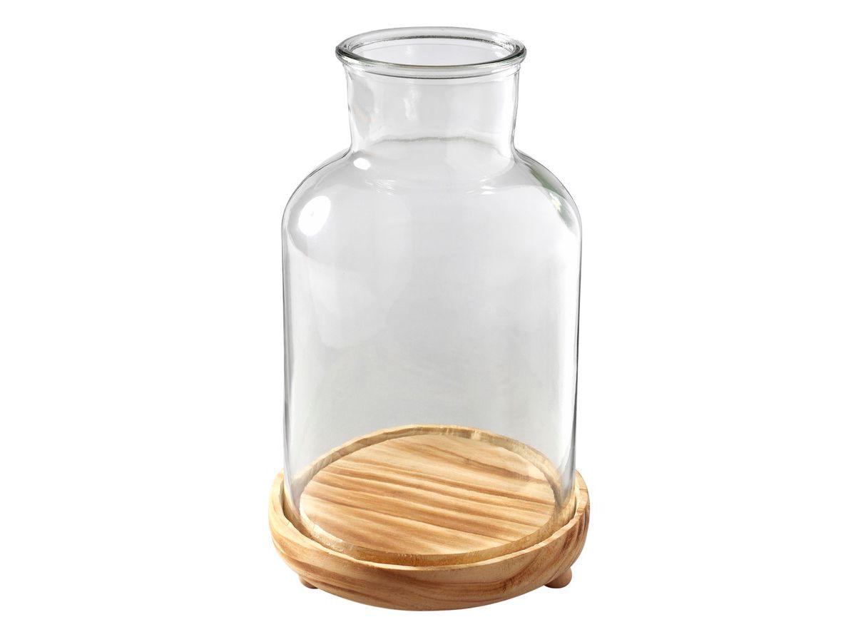 Kerzenst nder glas billig kaufen for Dekoartikel billig