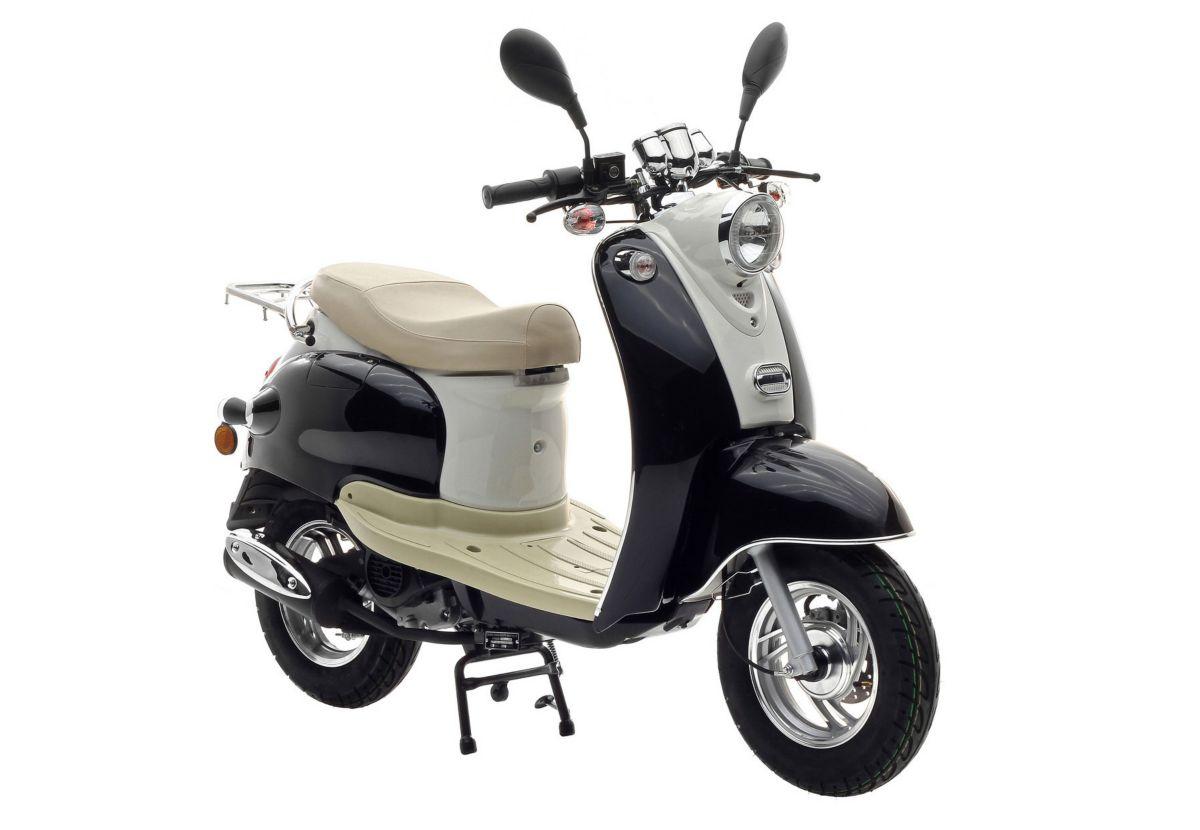 Retro-Mofarroller, Nova Motors, »Venezia II«, 5...
