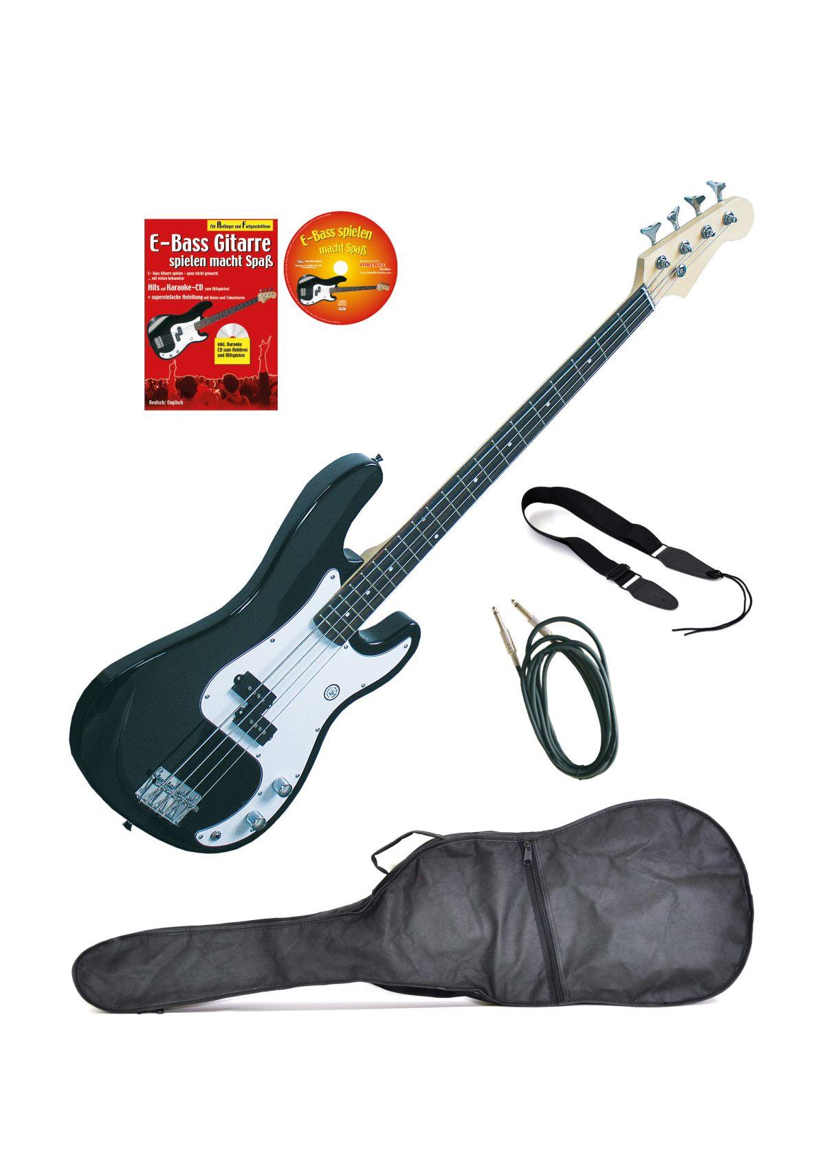 Vorschaubild von Set: E-Bass + Zubehör, »Clifton E-Bass«