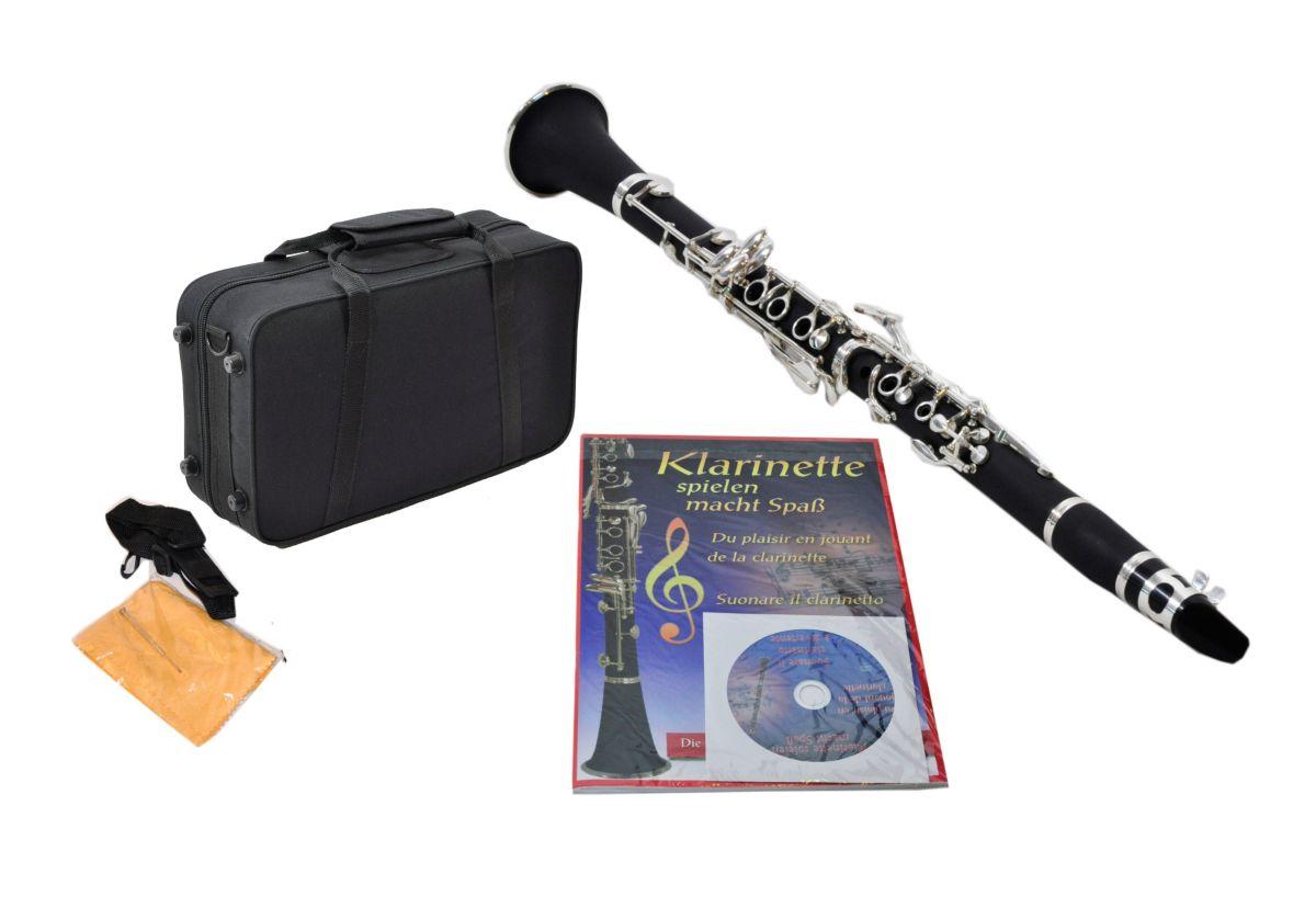 Vorschaubild von Set: Klarinette + Zubehör, »Clifton - Bb-Klarinette«