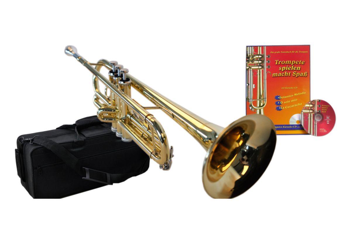 Vorschaubild von Set: Bb-Trompete + Zubehör, »Clifton Bb-Trompete«