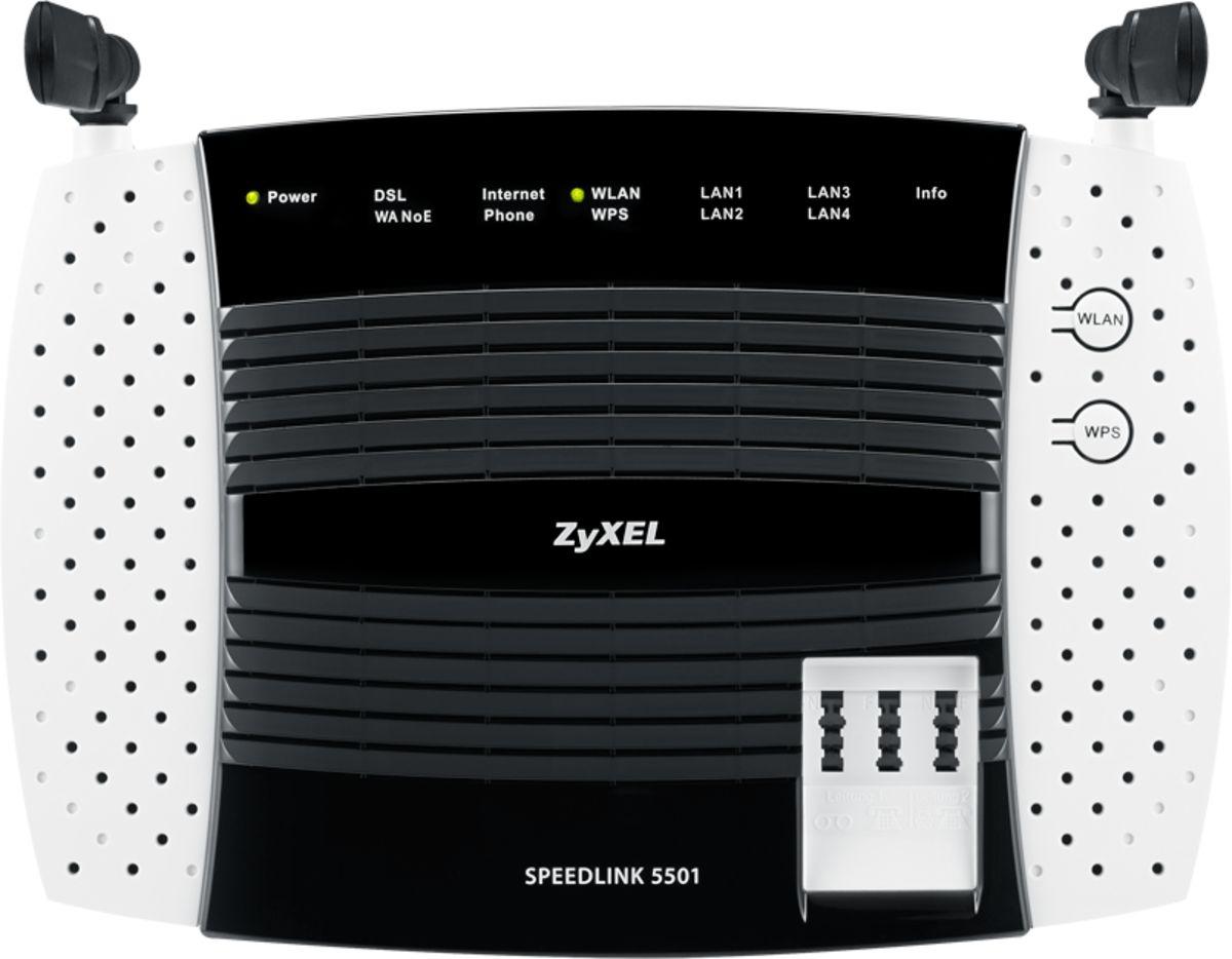 Telekom DSL Router »(Zyxel) Speedlink 5501«