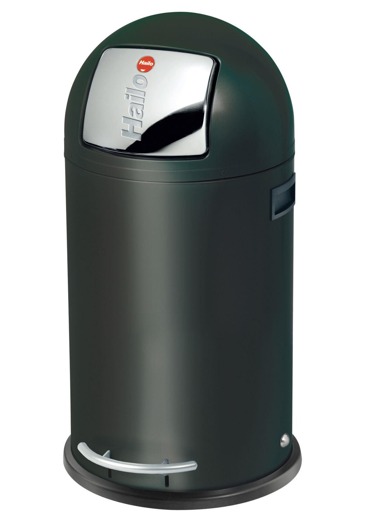 Hailo Großraum-Abfalleimer »KickMaxx 35«