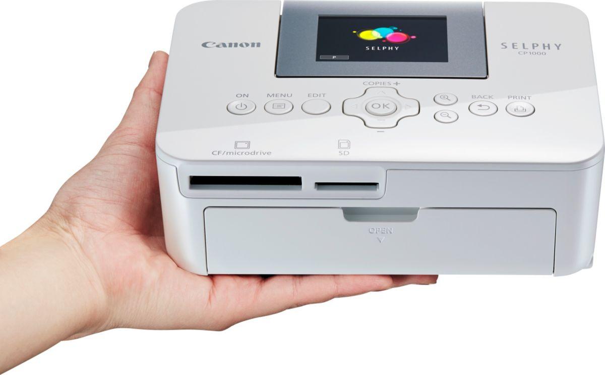Vorschaubild von Canon SELPHY CP1000 Drucker