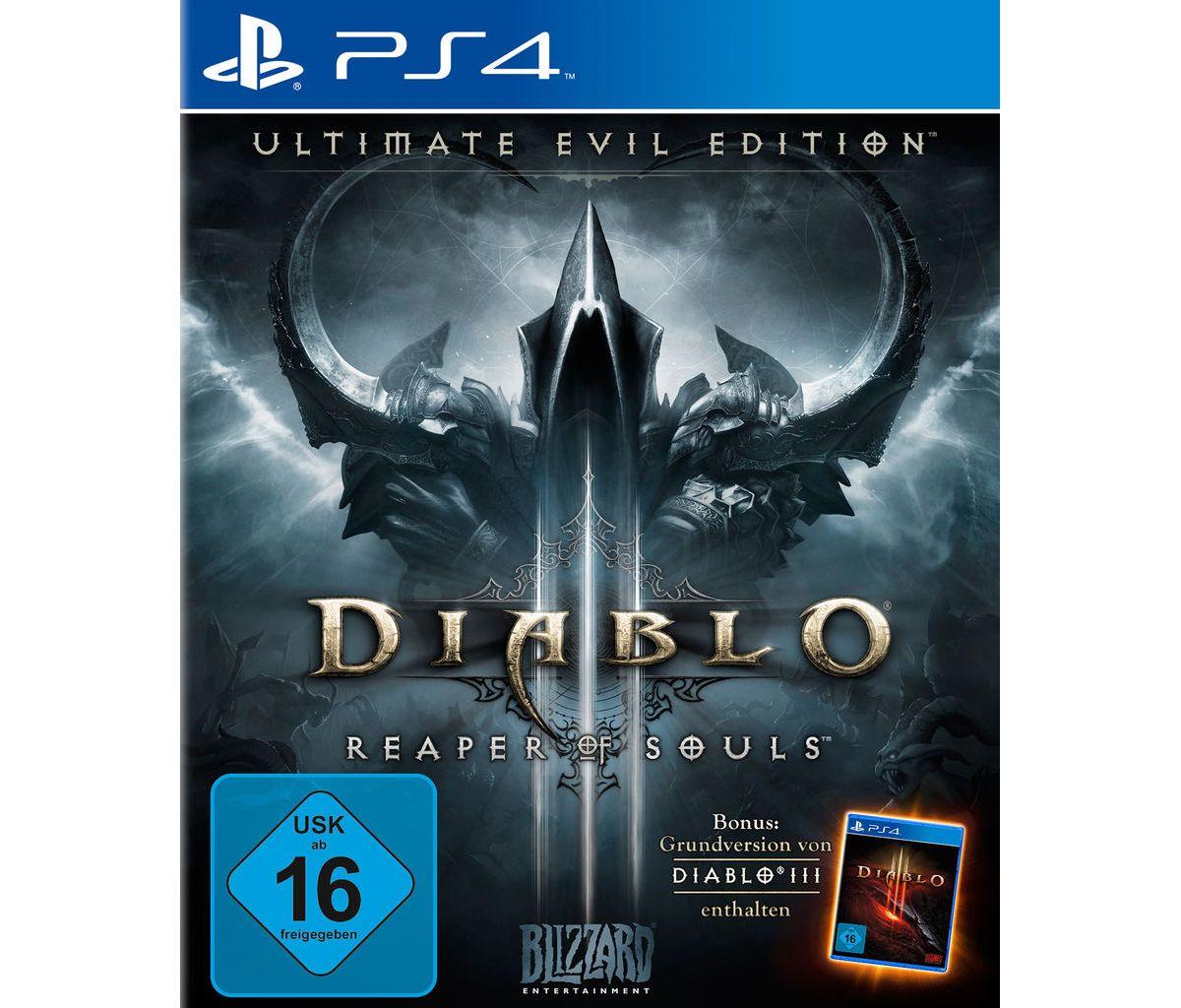 Blizzard Playstation 4 - Spiel »Diablo 3 Ultima...