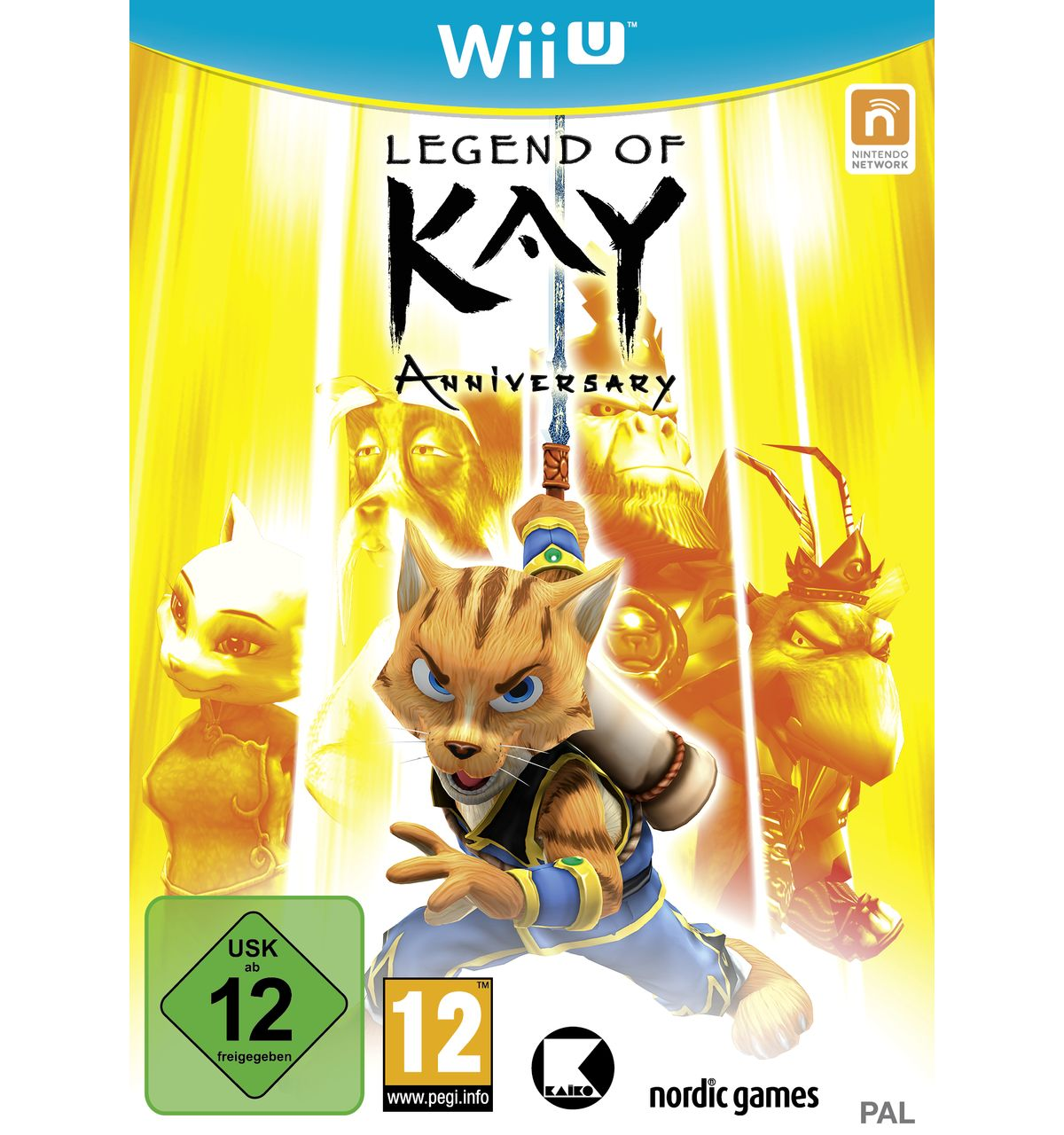 Nordic Games Legend of Kay Anniversary Edition ...