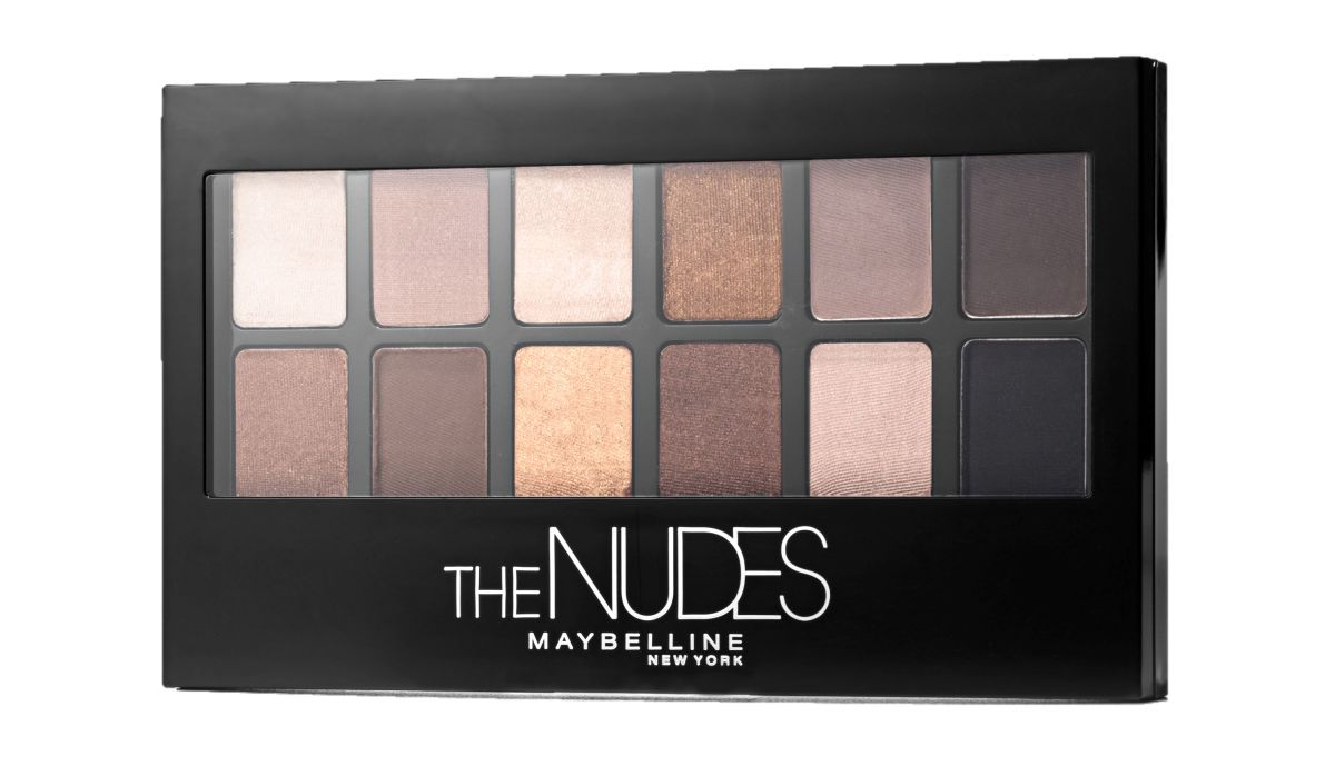 Maybelline New York, »The Nudes«, Lidschatten-Palette