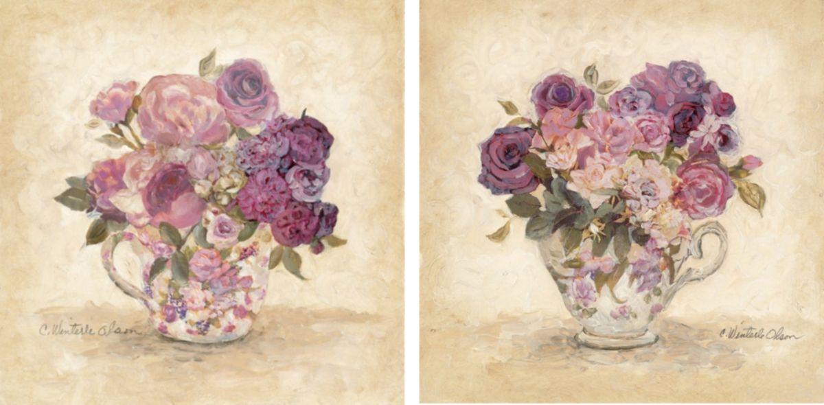 Home Affaire Bild Kunstdruck »C. Winter Olson, ...