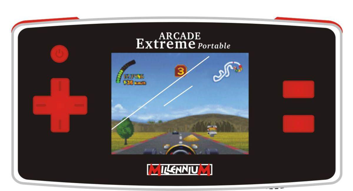 Millennium Spielkonsole »Arcade Extreme portable«