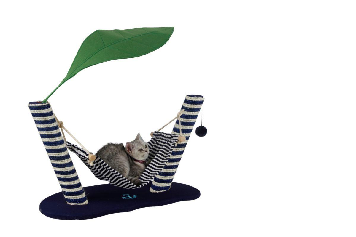 Heim Katzen-Hängematte »Ocean-Style«