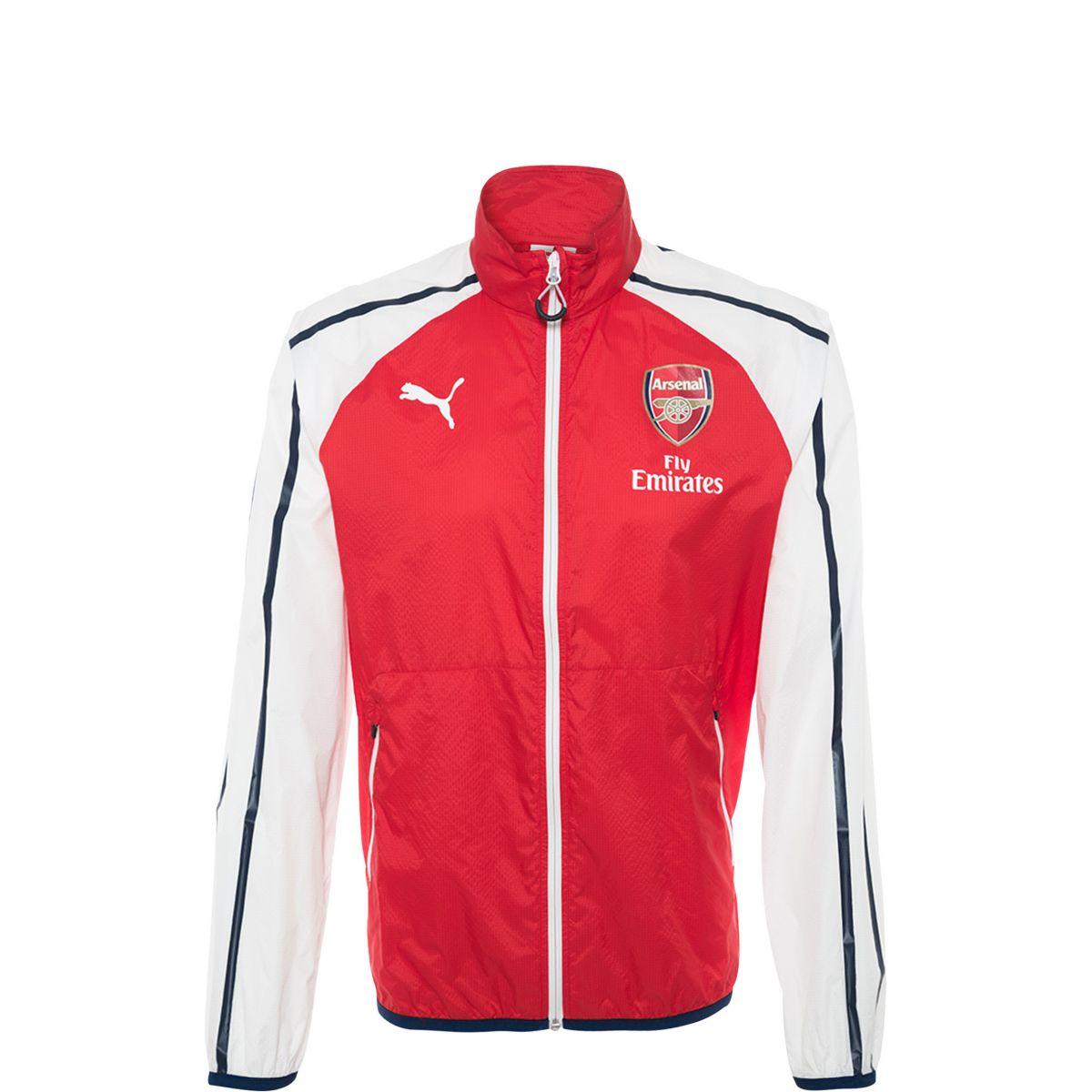 PUMA Arsenal London Anthem Jacke Kinder