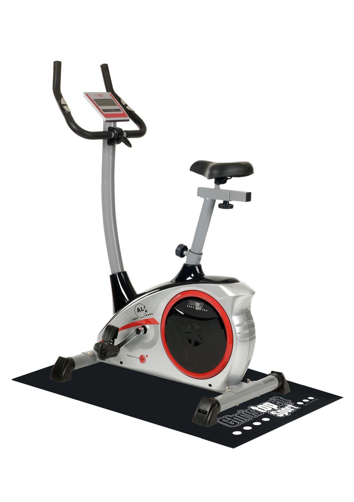 Christopeit Sport® Heimtrainer Ergometer inkl. ...