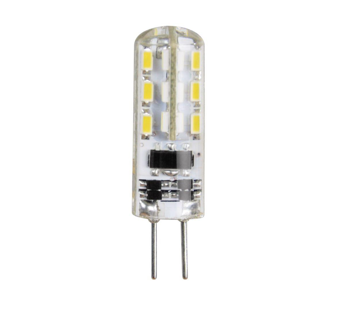 Xavax LED-Lampe, G4, 100lm ersetzt 11W Stiftsoc...