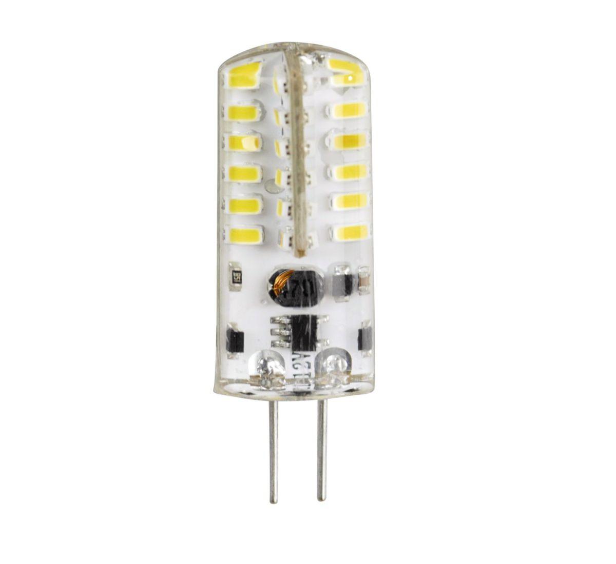 Xavax LED-Lampe, G4, 180lm ersetzt 19W Stiftsoc...