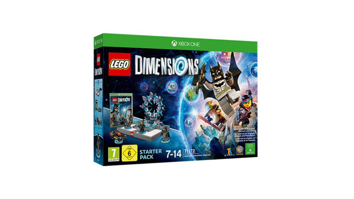 Warner Games XBOX One - Spiel »Lego Dimensions ...