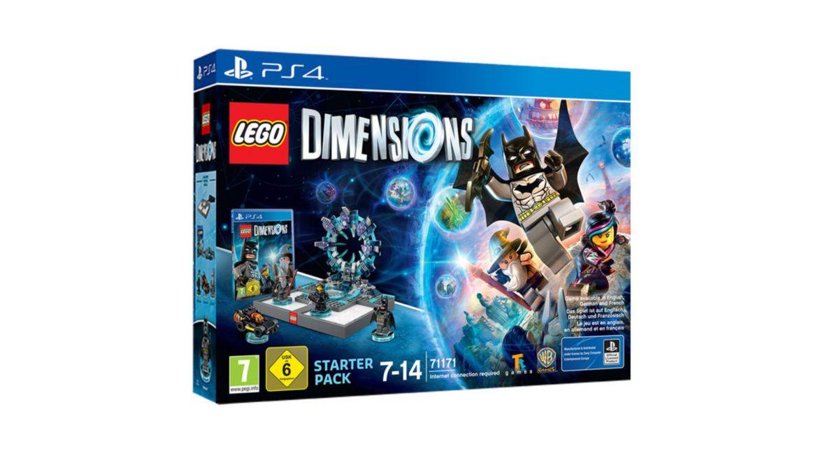 Warner Games Playstation 4 - Spiel »Lego Dimens...