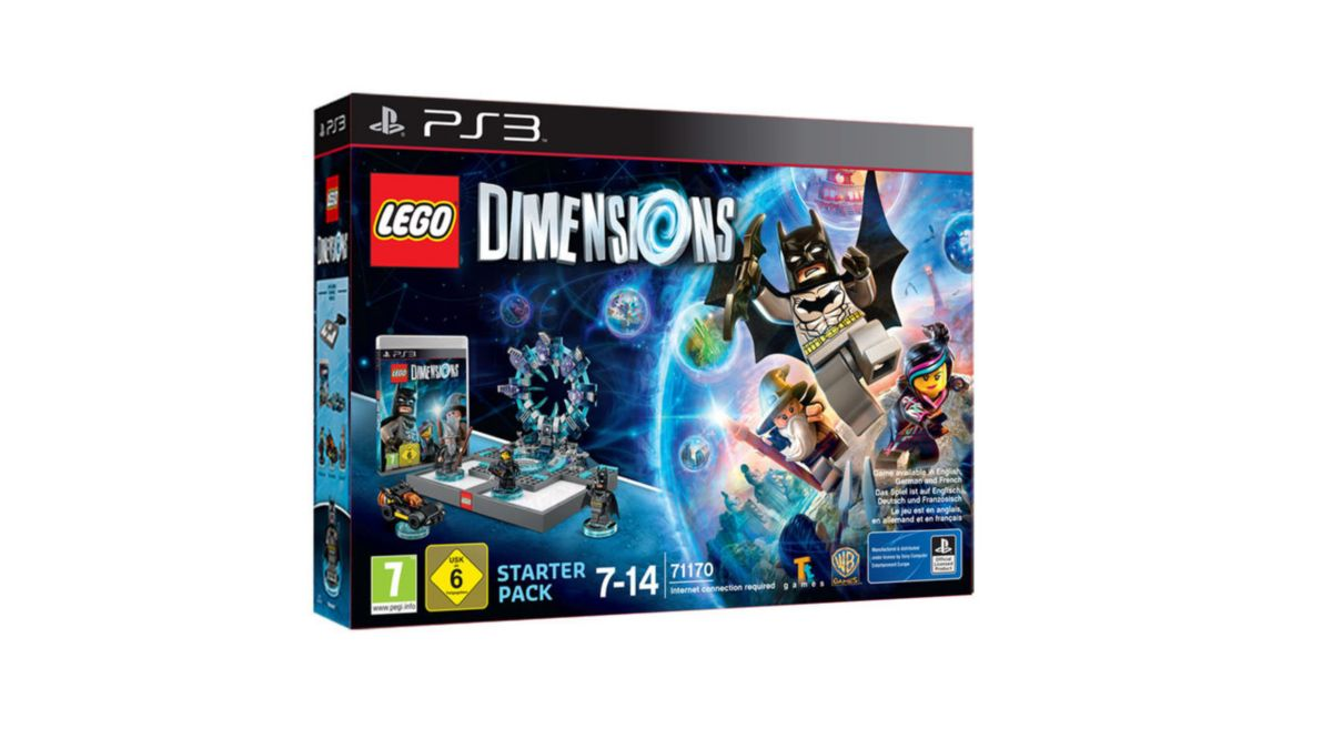 Warner Games Playstation 3 - Spiel »Lego Dimens...