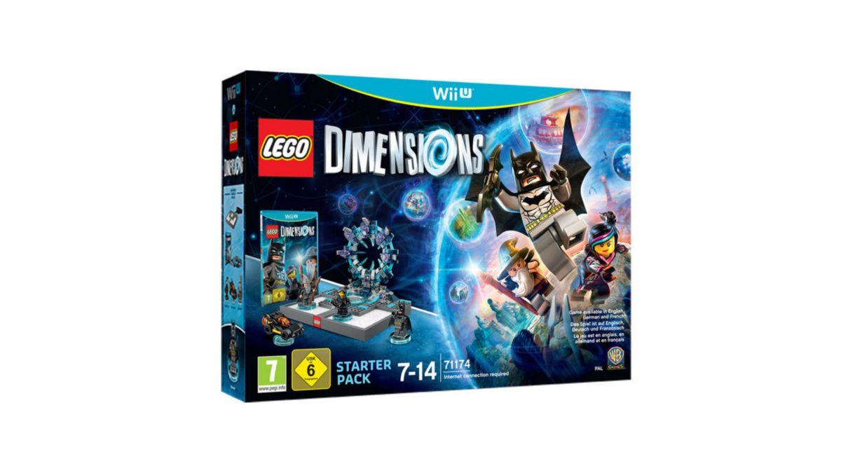 Warner Games Wii U - Spiel »Lego Dimensions Sta...