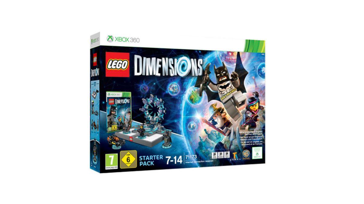 Warner Games XBOX 360 - Spiel »Lego Dimensions ...