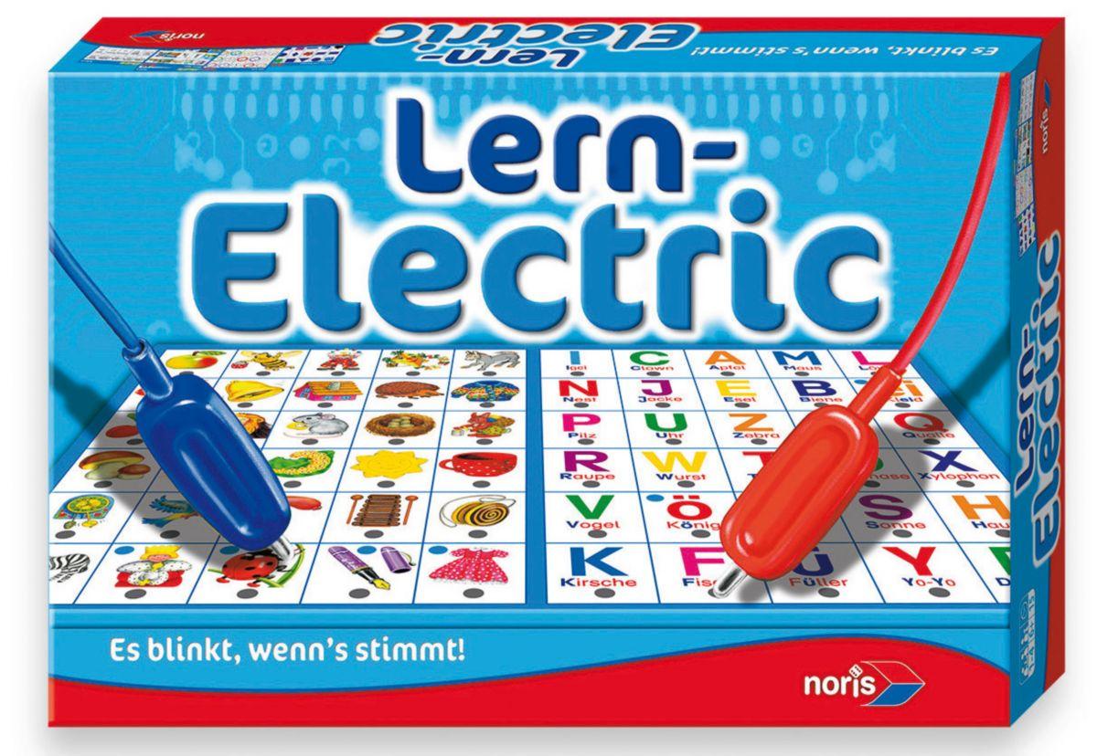 Noris, Lernspiel, »Lern-Electric«