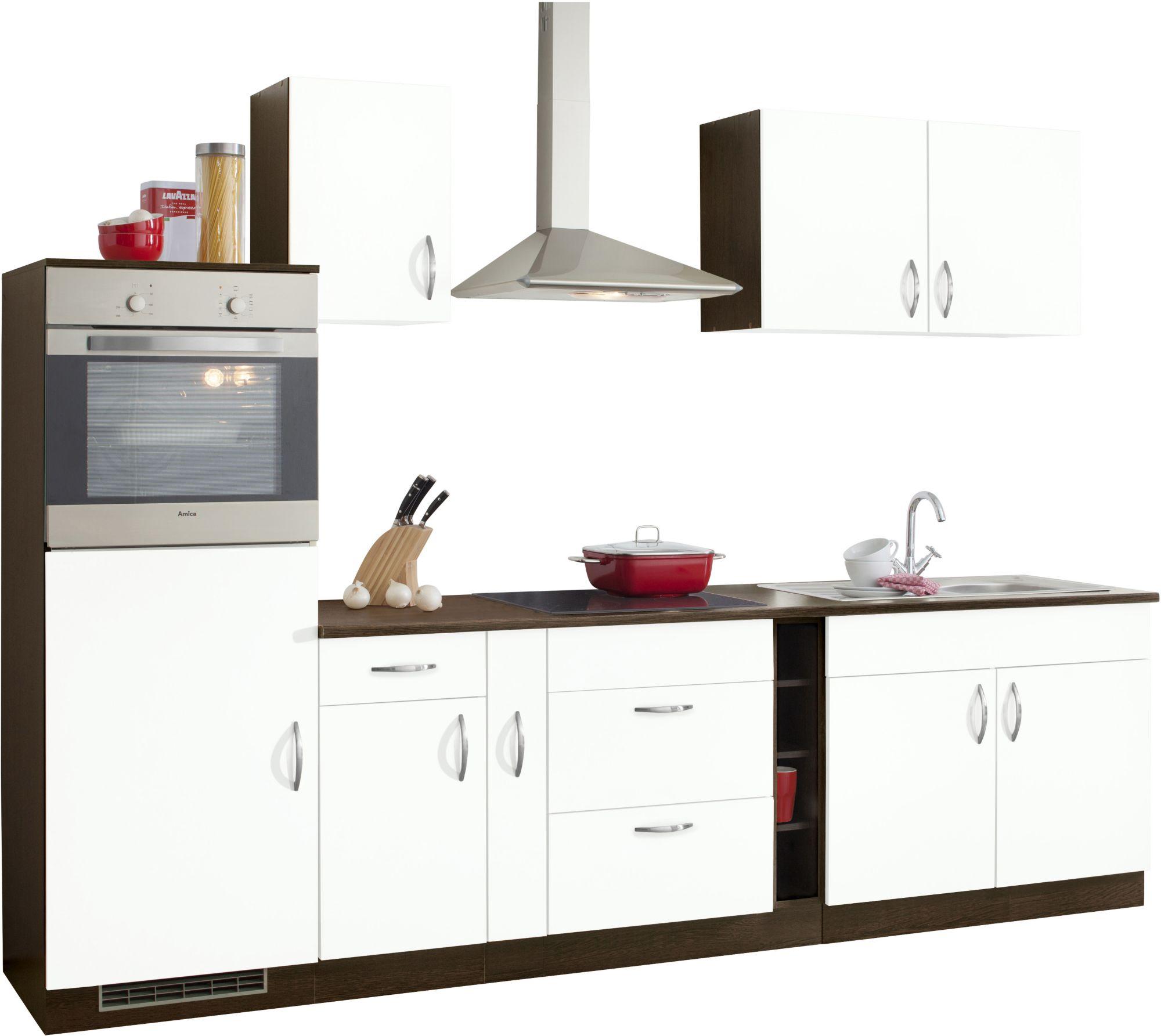 pin k che trend 290cm k chenzeile k chenblock variabel. Black Bedroom Furniture Sets. Home Design Ideas