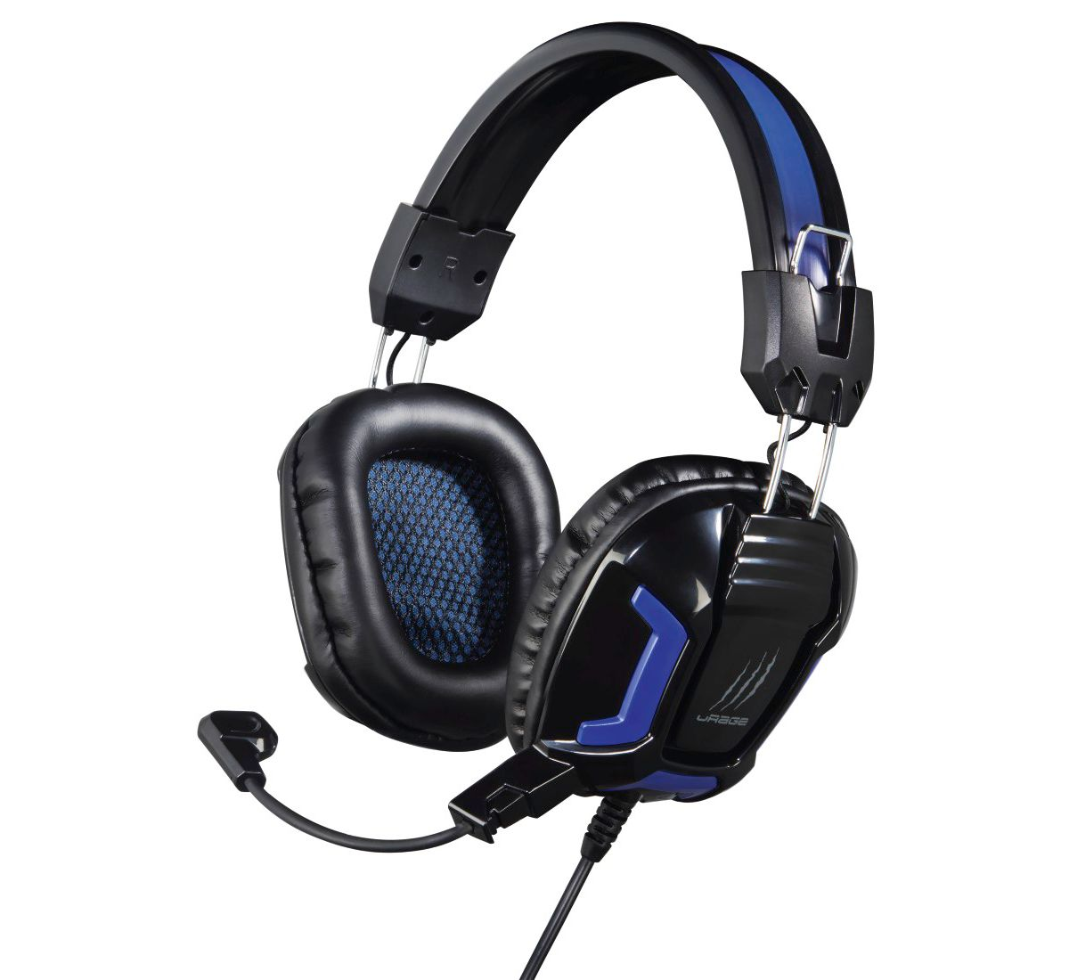 Hama Gaming-Headset uRage SoundZ Essential, Schwarz