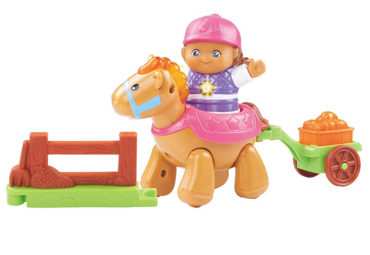 VTech Spielset Emma mit Pony, »Kleine Entdecker...