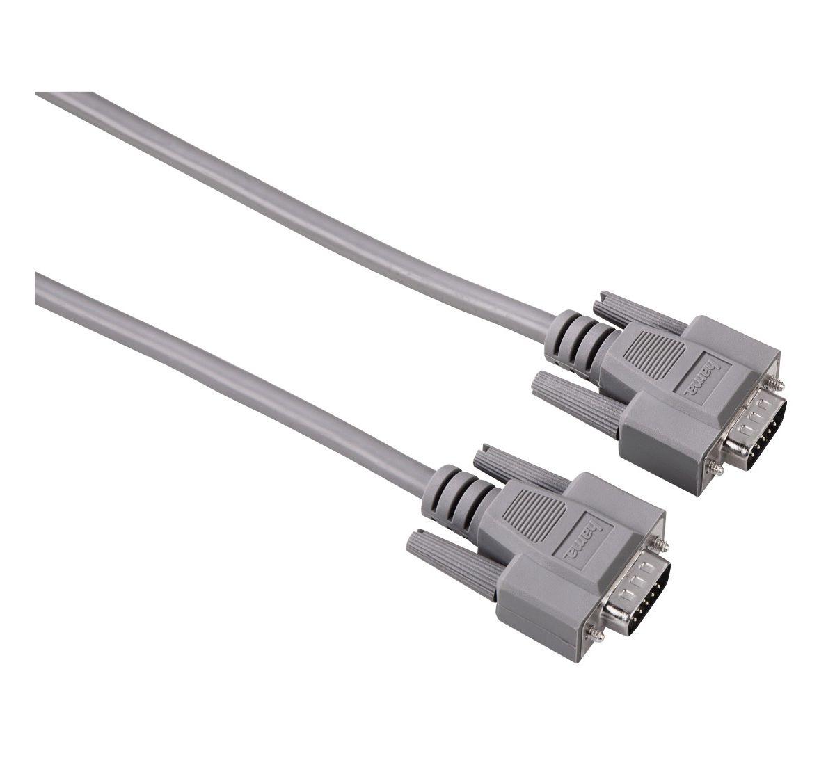 Hama VGA-Kabel, geschirmt, 1,80 m