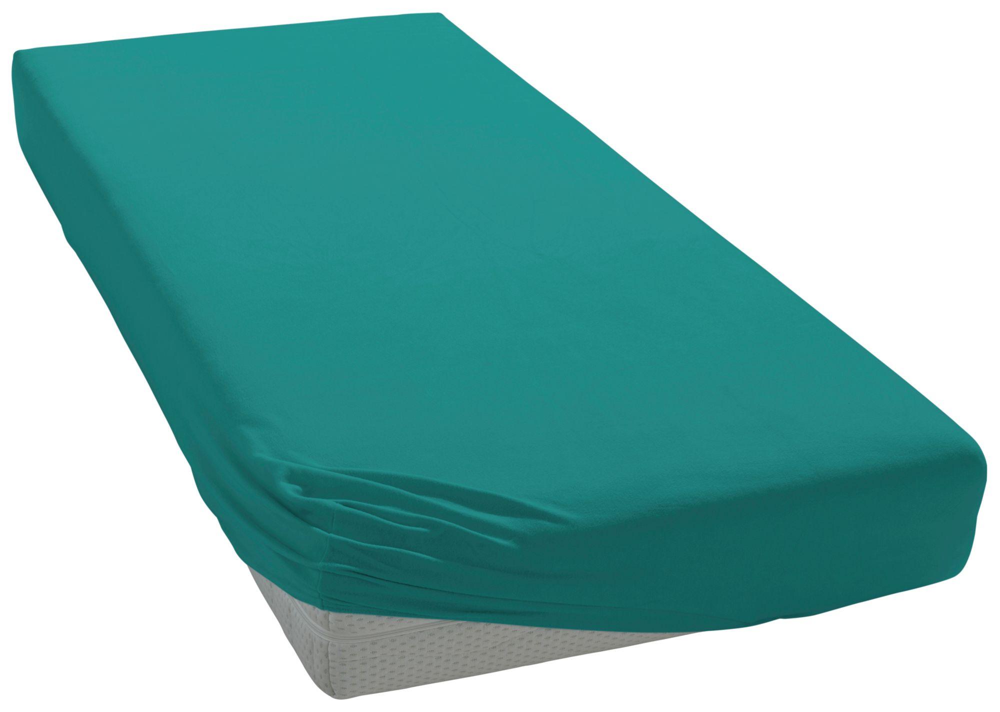 spannbettlaken auro hometextile mako satin basic uni. Black Bedroom Furniture Sets. Home Design Ideas