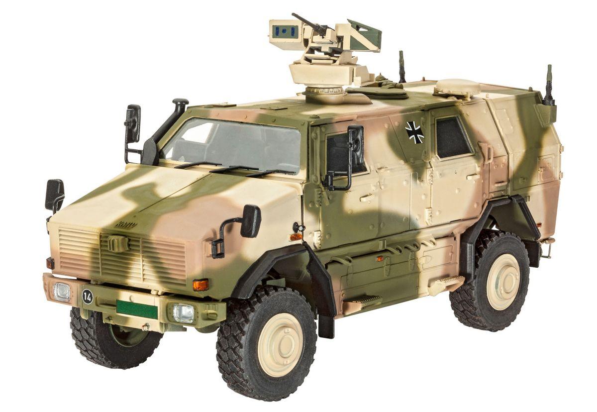 Revell® Modellbausatz Bundeswehrfahrzeug, »Ding...