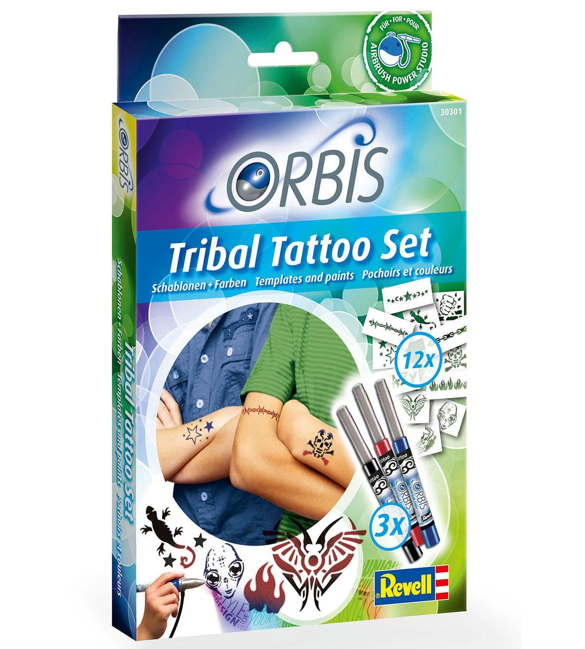 Revell® Airbrush Tattoo Studio, »Orbis Tribal T...